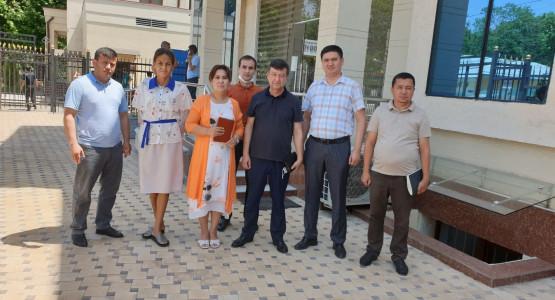В Каттакурганском и Пастдарганских районах Самаркандской области проведены семинар-тренинги с инспекторами профилактики